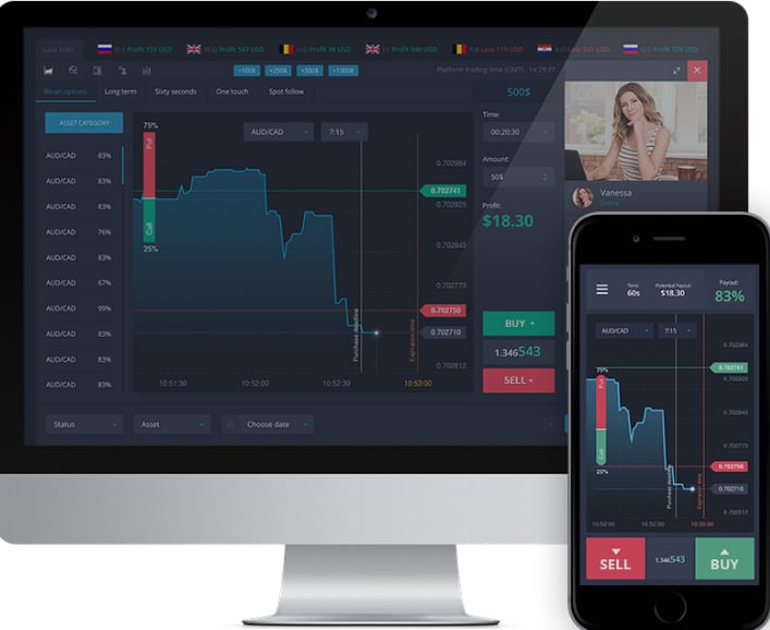 Trade CFDs and Forex Binary Options With a 100% Deposit Bonus With BinaryMate