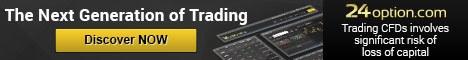 24option cfds trading platform banner