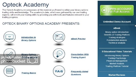 opteck academy education and strategy review